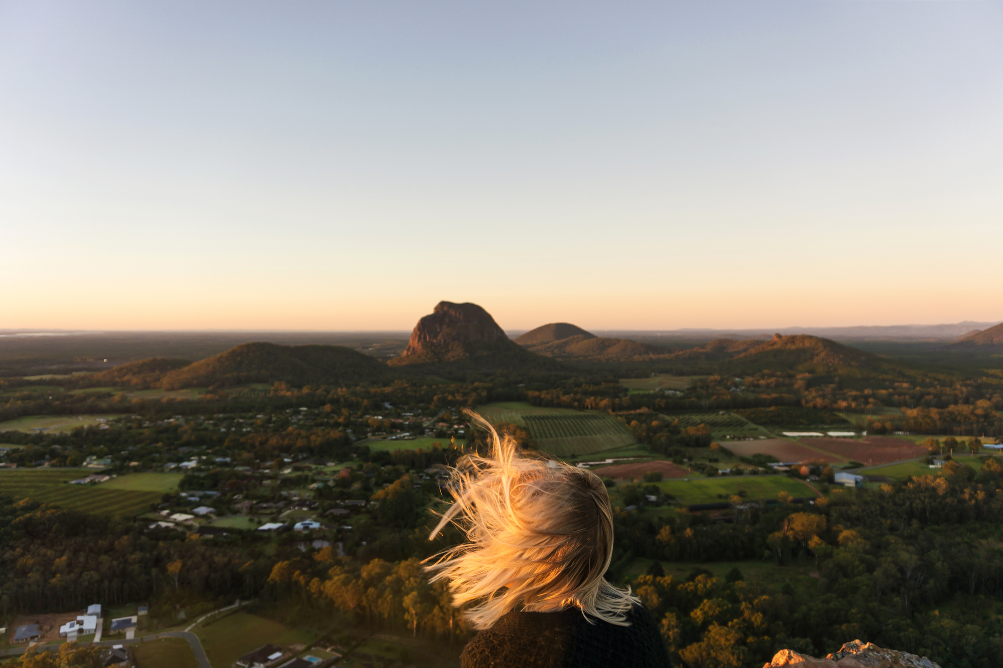 Mount Ngungun, Glass House Mountains