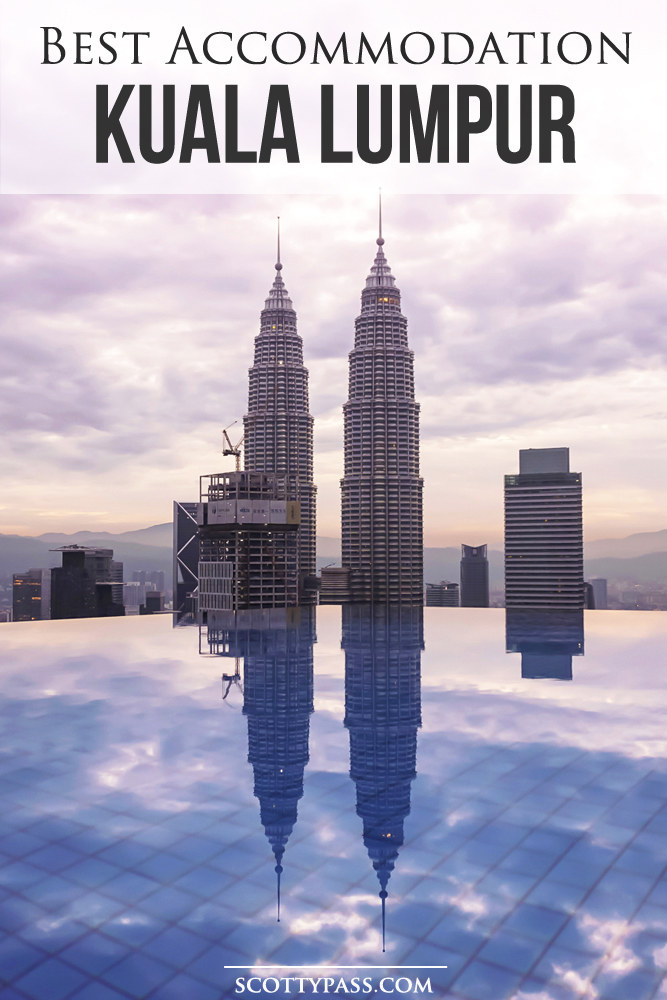 The Face Suites, Kuala Lumpur. The most exquisite and spacious accommodation in Kuala Lumpur, all with the famous view of the Patronas Towers. For more on Malaysia and Kuala Lumpur hotel options, visit the blog scottypass.com #kualalumpur #kualalumpurhotel #kualalumpurattractions
