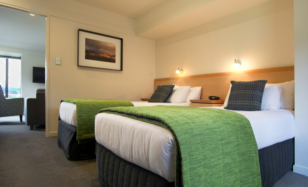 Twin Room The Edgewater Lake Wanaka