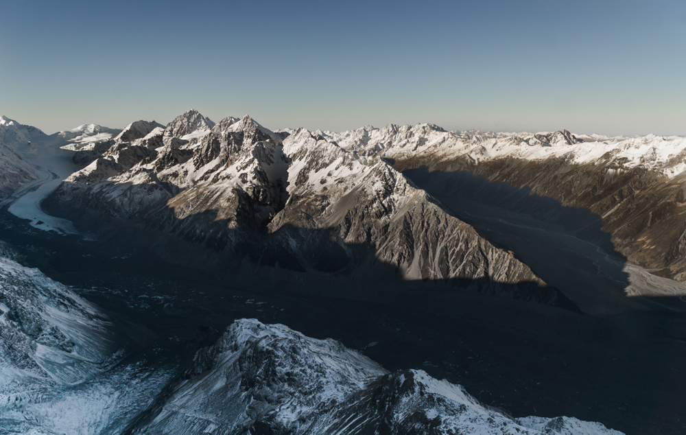 Mount Cook Scenic Helicopter Flight