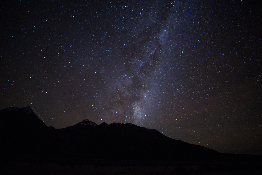 Astrophotography Mount Cook