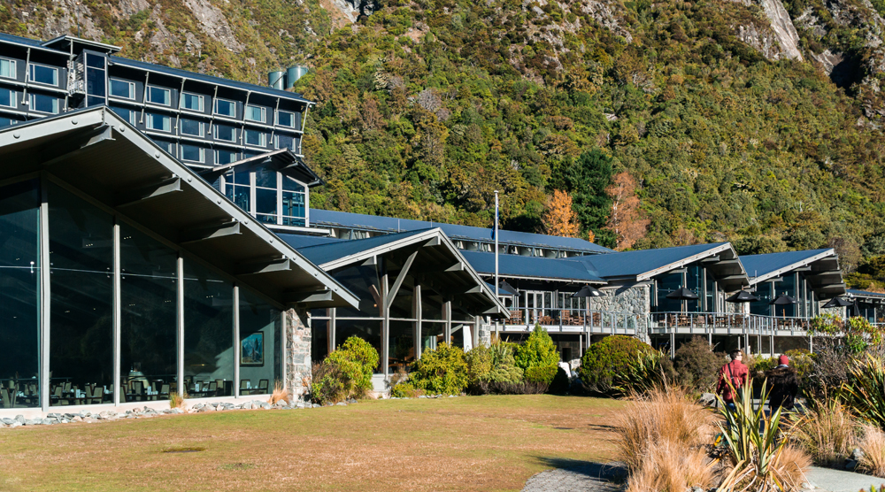 The Hermitage Hotel, Mount Cook Accommodation