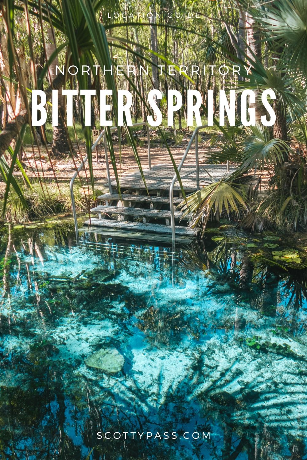 Bitter Springs Northern Territory